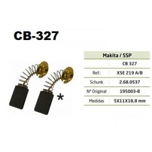ESCOVA CARVAO CB327 - MAKITA