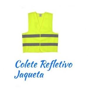 COLETE REFLETIVO BLUSAO PROTEPLUS