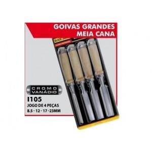 JOGO FORMAO GOIVAS 04 PCS BLACKJACK