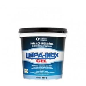 LIMPA-INOX LIMPA INOX *GEL* EMB 0,850 GRS TAPMATIC
