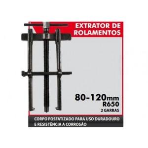 EXTRATOR DE ROLAMENTO 2 GARRAS BLACKJACK