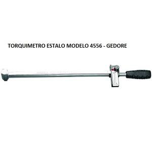 TORQUIMETRO 1/2 DE VARETA 4556 L120 GEDORE