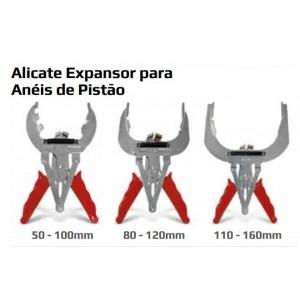 ALICATE EXPANSOR ANEIS PISTAO 110 A 160MM NOLL