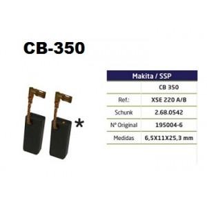 ESCOVA CARVAO CB350 - MAKITA