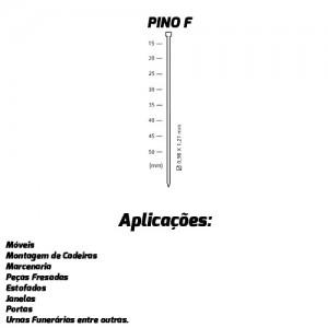 PINO F15 PINADOR COM 5000 PCS ROCAMA
