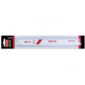LAMINA SERRA SABRE P/METAL 300MM C/5P ROCAST