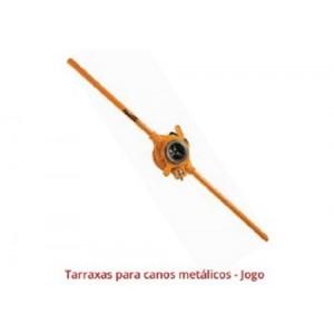 TARRAXA P/FERRO 1/4 A 1.1/4 13PCS SPARTA